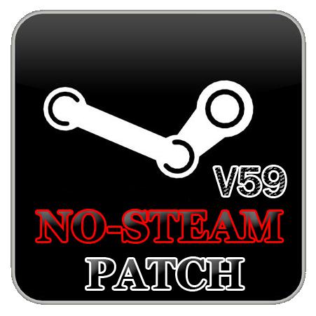 скачать патч для сервера no steam